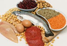 Hrana za testosteron hormona mišića