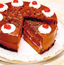 visnja torta