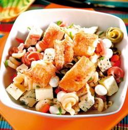 Hladna riblja salata