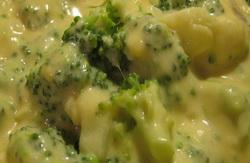 zapeceni brokoli sa sirom